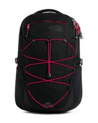 The North Face Black Borealis Backpack for men