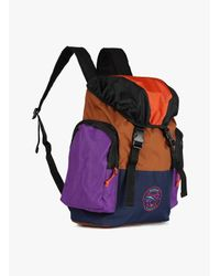 Reebok Multicolor Colorblock Backpack Wilbrw for men