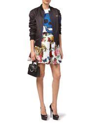 "Philipp Plein - White Short Skirt ""cassandra Drey"" - Lyst"