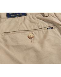 Ralph Lauren - Natural Stretch Slim Chino Khaki for Men - Lyst