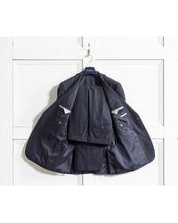 BOSS Blue 'huge3/genuis2' 2-button Suit Navy for men