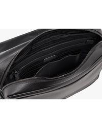 Prada - Black Messenger Bag for Men - Lyst