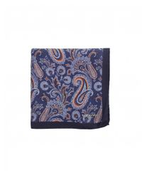 Ted Baker - Blue Bouley Pocket Square for Men - Lyst