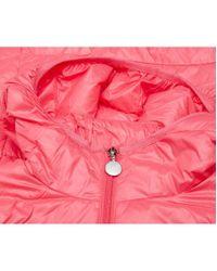 EA7 Pink Pack Away Lightweight Jacket