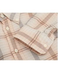 Polo Ralph Lauren - Natural Georgia Checked Shirt - Lyst