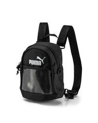 PUMA Black Core Minime Rucksack