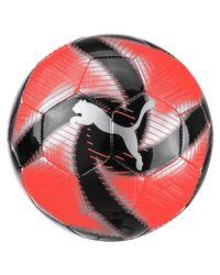 PUMA Red FUTURE Flare Mini Trainingsball