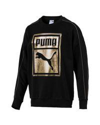 PUMA Black Chains Crew for men