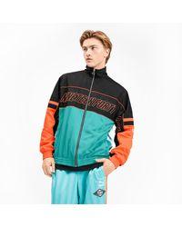 PUMA LuXTG Gewebte Trainingsjacke in Blue für Herren
