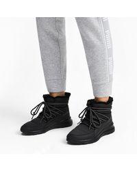 Chaussure Bottine D'hiver Adela PUMA en coloris Black