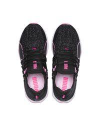 PUMA Black Speed 300 Racer Women's Running Shoes