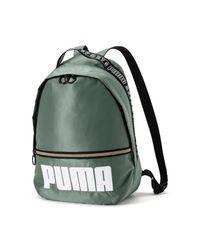 PUMA Green Prime Street Rucksack