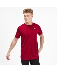 PUMA IGNITE Running T-Shirt in Red für Herren