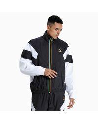PUMA The Unity Collection TFS Trainingsjacke in Black für Herren