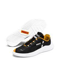 Chaussure Basket X Pirelli Replicat-x PUMA en coloris Black