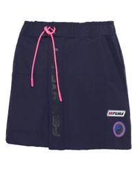 PUMA Blue Fenty Women's Board Skirt