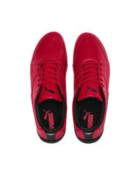 PUMA Red Ferrari Drift Cat 7 Sneakers for men