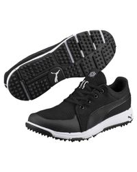 PUMA - White Grip Sport Men's Golf Shoes for Men - Lyst