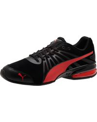 PUMA   Black Low-tops & Sneakers for Men   Lyst