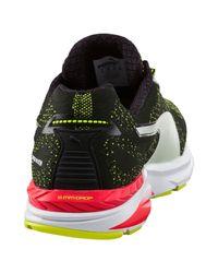 PUMA Black Speed 600 S Ignite Men's Running Shoes for men