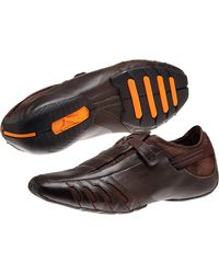 PUMA | Brown Vedano Men's Shoes for Men | Lyst