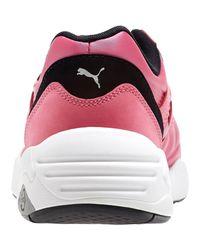 PUMA - Black R698 Matte & Shine Women's Sneakers - Lyst