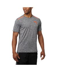 PUMA | Gray Pwrcool Bonded Tech Top for Men | Lyst
