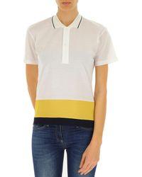 Golden Goose Deluxe Brand Multicolor Dalila Color Block Polo Shirt