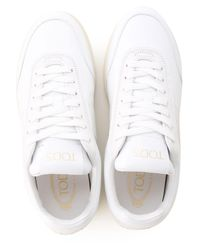 Chaussures Femme Pas cher en Soldes Tod's en coloris White