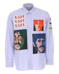 Camisa Nicholas de All Together Now Stella McCartney de hombre de color Blue