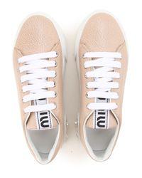 Miu Miu Multicolor Sneaker für Damen