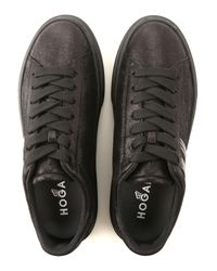 Zapatillas Deportivas de Mujer Hogan de color Black