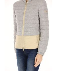Peuterey - Gray Clothing For Women - Lyst