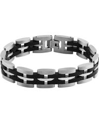 Tateossian Metallic Bracelet On Sale In Outlet for men