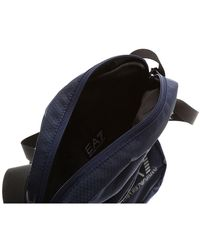 Emporio Armani - Blue Bags For Men for Men - Lyst