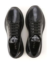 Prada Sneaker für Herren in Black für Herren