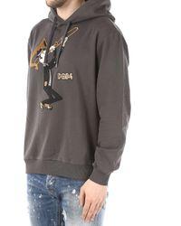 Dolce & Gabbana Gray Clothing For Men for men