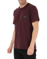 Calvin Klein Multicolor T-shirt For Men for men