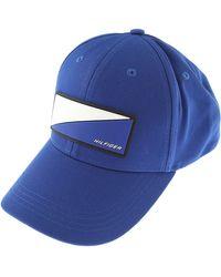 Chapeau Homme Pas cher en Soldes Tommy Hilfiger pour homme en coloris Blue