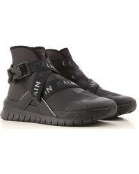 Zapatillas Deportivas de Hombre Balmain de hombre de color Black