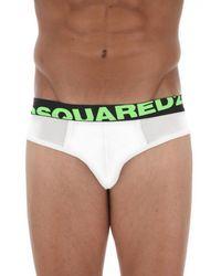 DSquared² Green Underwear For Men for men