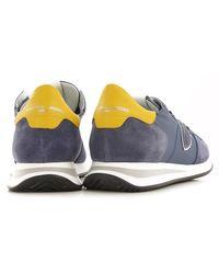 Chaussures Homme Philippe Model pour homme en coloris Blue