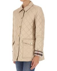 Burberry - Natural Clothing For Women - Lyst