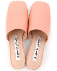 Acne Pink Shoes For Women