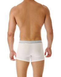 Ermenegildo Zegna Boxer Shorts für Herren in White für Herren