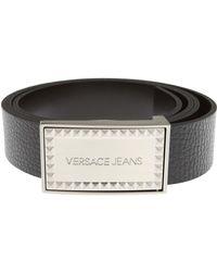 Ceintures Versace pour homme en coloris Black
