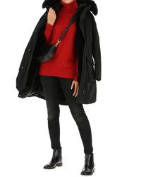 Woolrich Black Daunenjacke für Damen
