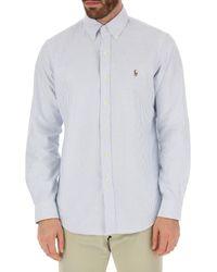 Camicia Uomo di Ralph Lauren in Multicolor da Uomo