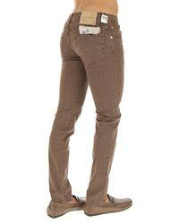 Pantalones de Hombre Jacob Cohen de hombre de color Brown