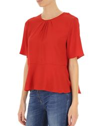 Dondup Red Clothing For Women